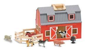 Fold and Go Barn