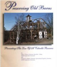 Preserving Old Barns